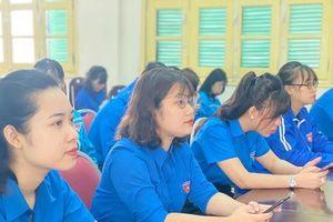 Tuổi trẻ Thủ đô tìm hiểu Nghị quyết ĐH Đảng toàn quốc lần thứ XIII