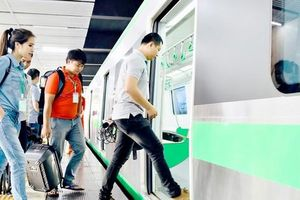 Đường sắt đô thị Cát Linh - Hà Đông: Muốn hút khách phải đảm bảo giao thông kết nối
