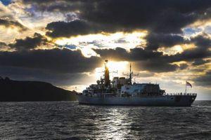 Khủng hoảng Ukraine: Sức mạnh tàu chiến Anh sắp 'lâm trận'