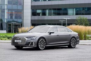 Audi A8 Horch 2022, sedan siêu sang 'đấu' Mercedes-Maybach S-Class