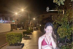 Cô gái mặc bikini chạy ra đường lúc nửa đêm, cư dân mạng không hề chỉ trích mà còn đồng tình khi nghe lý do