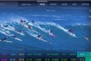 Cơ hội lướt sóng khi thị trường chứng khoán giảm điểm