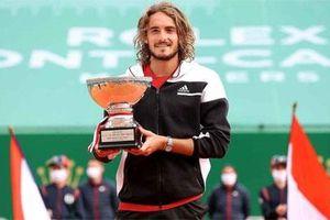 Tsitsipas đăng quang Monte Carlo Masters 2021