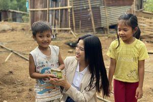 Hoa hậu Đỗ Thị Hà bắt tay thực hiện dự án nhân ái mang đến Miss World 2021