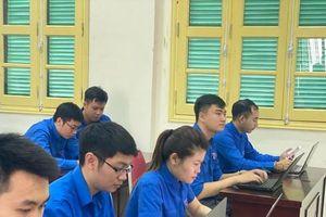 Thành Đoàn Hà Nội tổ chức thi trực tuyến tìm hiểu Nghị quyết Đại hội XIII