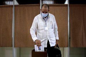 Cuba: Đại biểu bầu Ban Chấp hành trung ương nhiệm kì mới