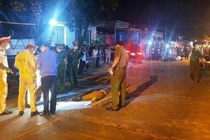Bắt giam tài xế lái ô tô tông 7 người thương vong sau khi uống 2 chai rượu cùng bạn