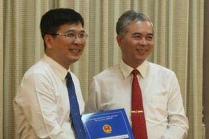 Ông Phan Thanh Tùng giữ chức Phó giám đốc Sở Tư pháp TPHCM