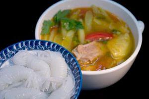 Mỳ konjac - công thức 'healthy' đến từ Nhật Bản