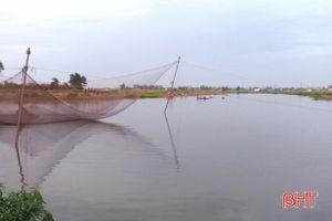 Đi lùa vịt, một học sinh ở Can Lộc bị đuối nước