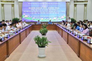 Thành phố Hồ Chí Minh: Bảo đảm bầu cử diễn ra dân chủ, bình đẳng