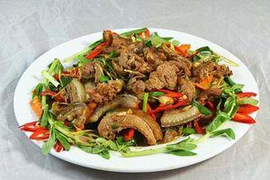 Tổng hợp công thức 10 món xào ngon từ thịt lợn, giúp bạn đổi bữa dễ dàng