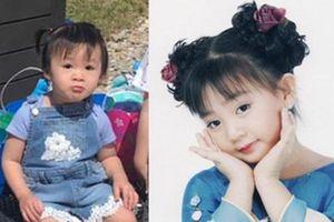 Con gái Xuân Mai xinh như thiên thần giống y mẹ hồi nhỏ gây 'sốt' mạng xã hội