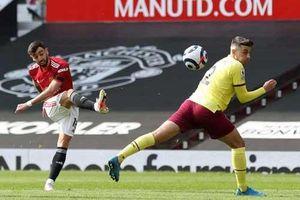 Điểm nhấn MU 3-1 Burnley: Ngôi sao Greenwood, đẳng cấp Fernandes và tuyệt kỹ 'Elastico' của Rashford
