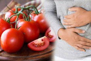 Cà chua rất lành nhưng nếu gặp 6 dấu hiệu này sau khi ăn thì bạn nên hạn chế lại ngay