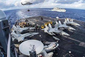 Rút khỏi Afghanistan, Mỹ sẽ dồn toàn bộ lực lượng vào Biển Đông?