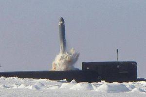 Nga hiện đại hóa tên lửa đạn đạo siêu 'khủng' bắn từ tàu ngầm