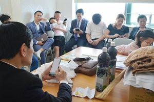 Phát hiện nhóm sinh hoạt hội Thánh Đức Chúa Trời mẹ trái phép tại căn hộ hạng sang