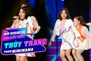Thùy Trang khoe vũ đạo cực chất đêm Bán kết GHVN 2021 khiến Ông Cao Thắng - Đông Nhi đứng ngồi không yên
