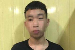 Bắt nghi phạm 15 tuổi đâm nam sinh lớp 9 tử vong khi đi đá bóng
