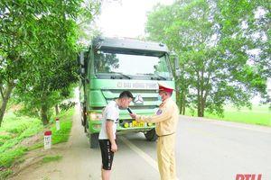 Xử lý nghiêm vi phạm nồng độ cồn và ma túy trên các tuyến giao thông trọng điểm