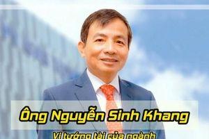 Ông Nguyễn Sinh Khang: Chủ tịch PV GAS, vị tướng tài nắm vai trò chủ đạo của ngành công nghiệp khí