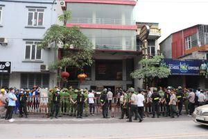 Cưỡng chế thi hành án dân sự tại TP Hạ Long