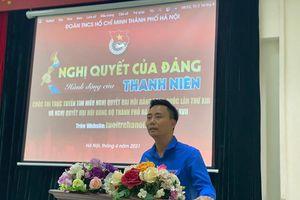 Phát động Cuộc thi trực tuyến tìm hiểu Nghị quyết Đại hội XIII của Đảng và Nghị quyết Đại hội Đảng bộ thành phố Hà Nội lần thứ XVII