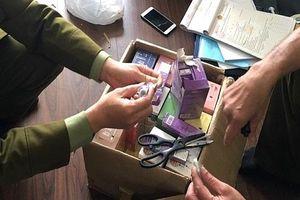 Buôn lậu thuốc lá điện tử gia tăng