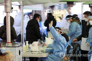 Số ca nhiễm biến thể virus SARS-CoV-2 từ Ấn Độ gia tăng tại Hàn Quốc