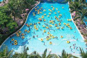 Nhiều hoạt động hấp dẫn chào đón du khách đến Công viên Nước Hồ Tây