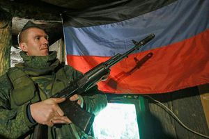 Ly khai Ukraine bất ngờ có súng trường tấn công AK-103