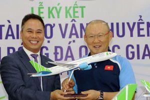 Tuyển Việt Nam bay chuyên cơ Boeing 787 sang UAE