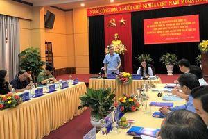 Đại tướng Tô Lâm kiểm tra, giám sát công tác bầu cử tại tỉnh Quảng Ngãi