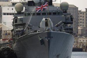 Anh sẽ cử 2 tàu chiến đến biển Đen giữa căng thẳng Nga-Ukraine
