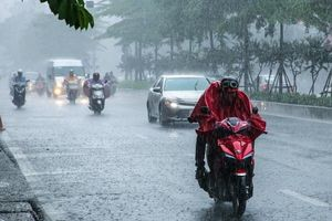 Nam bộ tiếp tục có mưa vào buổi chiều