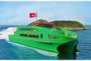 Tuyến tàu cao tốc Cần Thơ – Côn Đảo khai thác trở lại