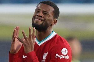Liverpool bỏ lỡ cơ hội vào top 4