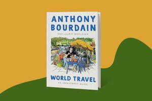 Cuốn sách cuối cùng của đầu bếp Anthony Bourdain
