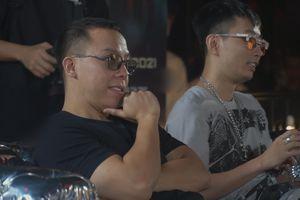 Bên trong phòng casting Rap Việt mùa 2 tại Hà Nội