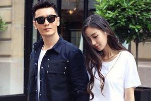 Lần hiếm hoi Angelababy và Huỳnh Hiểu Minh bên nhau
