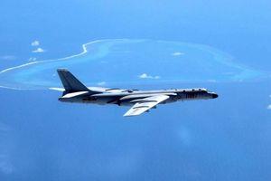 Trung Quốc tập trận ném bom trên không sau tuyên bố của Mỹ - Nhật