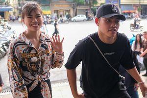 Cặp rapper Pháo và Tez xuất hiện ở buổi casting Rap Việt