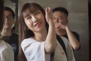 Cảnh hàng nghìn thí sinh chờ casting Rap Việt