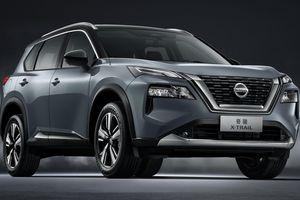 Nissan X-Trail 2021 ra mắt tại Triển lãm Ôtô Thượng Hải