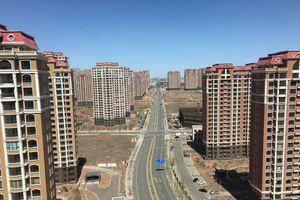 'Thành phố ma' giữa sa mạc Trung Quốc bất ngờ hồi sinh