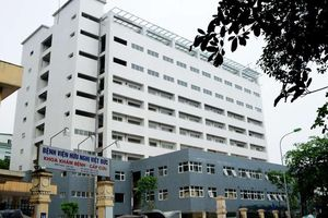 Cơ sở y tế được công nhận bệnh viện hạng đặc biệt lần 2