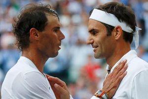 Bảng xếp hạng ATP tennis: Federer, Nadal gây thất vọng