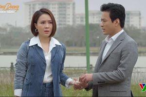 'Hướng dương ngược nắng' tập 57: Kiên trao nhẫn cầu hôn, đưa Châu vào thế tự quyết giữ hay bỏ