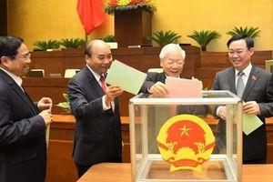 Phân bổ 203 người ở khối Trung ương về các địa phương để ứng cử đại biểu Quốc hội khóa XV